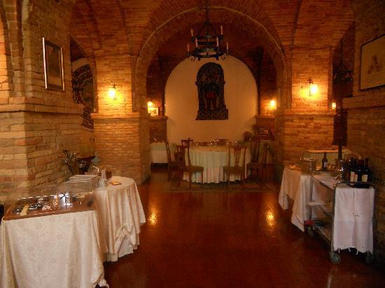 Ristorante Hotel La Luma : Internal view of the restaurant No. 1