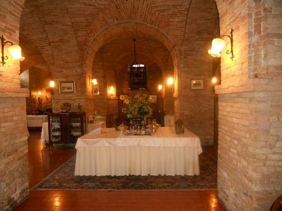 Ristorante Hotel La Luma : Internal view of the restaurant No. 2