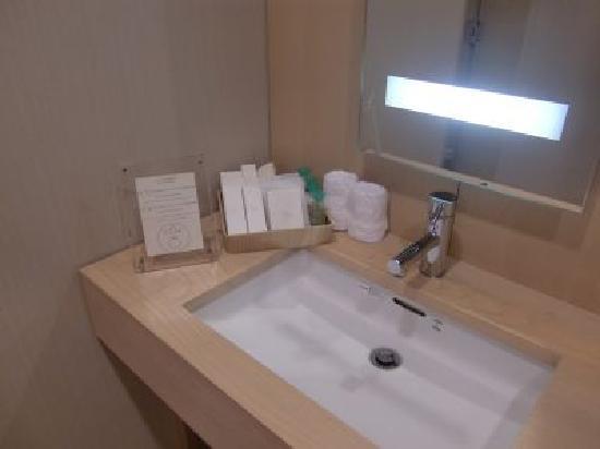 Garden Terrace Nagasaki Hotels & Resorts: アメニティーも素敵です!