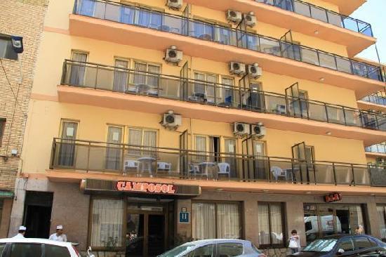 Camposol: hotel