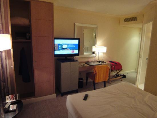 Garden Elysee Hotel: Room