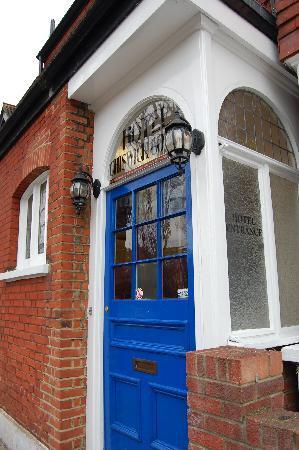Chiswick Court Hotel: ingresso