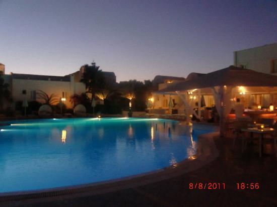 Imperial Med Hotel, Resort & Spa : Basseng