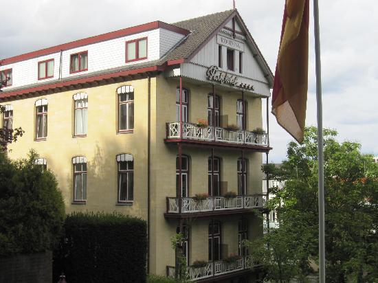 Parkhotel Valkenburg : Een heel gezellig hotel en heel vriendelijk personeel