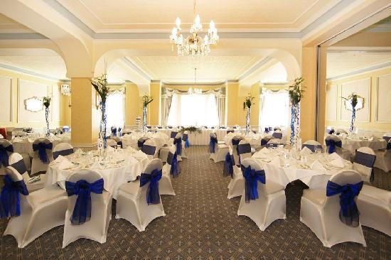 The Imperial Hotel: Wedding Reception Room