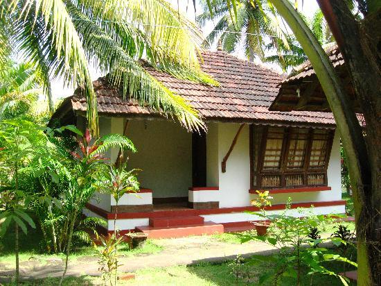 Coir Village Lake Resort: View of the cottage
