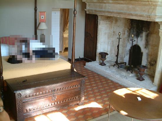 Baumanière les Baux de Provence : 部屋