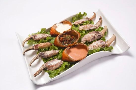 Barlovento Restaurant : CRABS