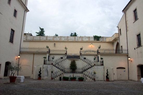 Cosenza, Włochy: Palazzo Arnone
