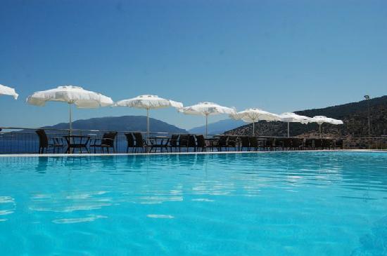 Ξενοδοχείο Οδύσσεια: Odyssey hotel Pool