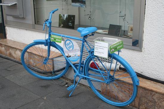 Blue Bike Zagreb Cycling Tours: Blue Bike in Zagreb