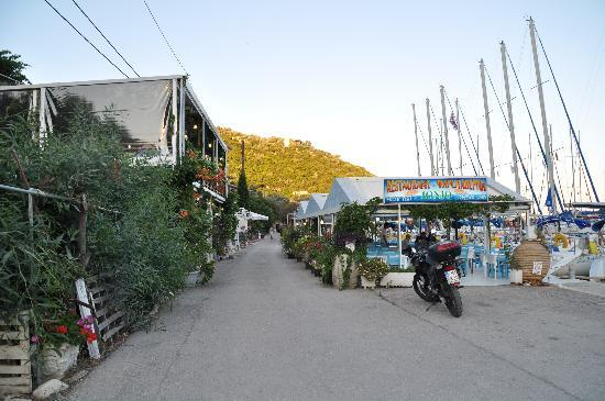 Sivota, Greece: Taverna Ionion