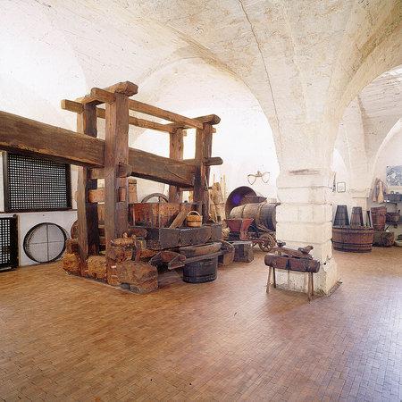Sudtiroler Weinmuseum: Große Torggl