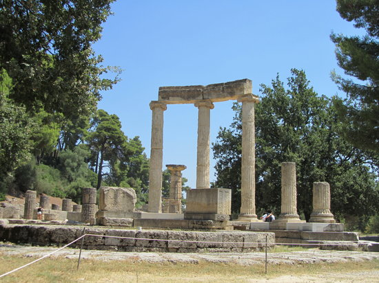 TaxiKatakolo Tours to Ancient Olympia: Olympia