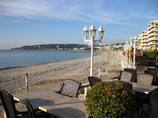 Best Western Hotel Prince De Galles: sea side