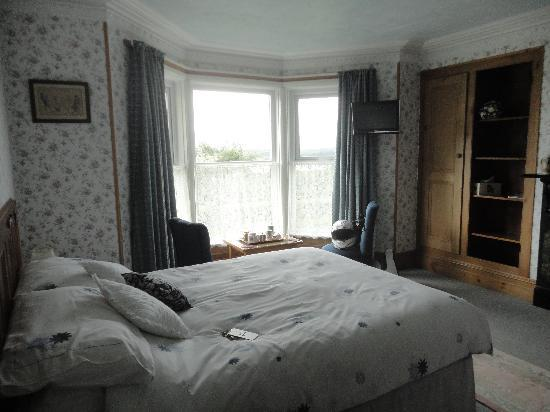 Tal Menai Guest House : our bedroom
