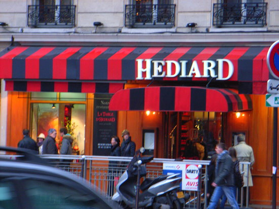 La Table d'Hediard : Hediard_II