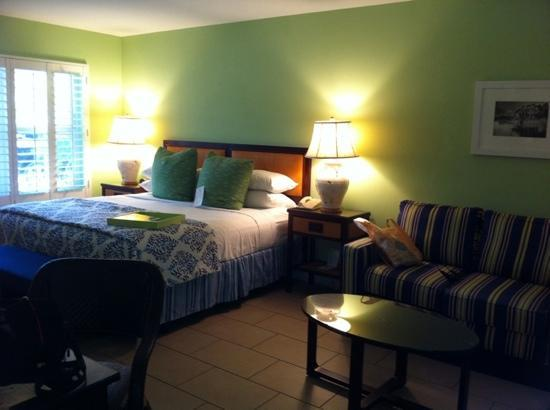 The Naples Beach Hotel & Golf Club: our room in the Florida Wing