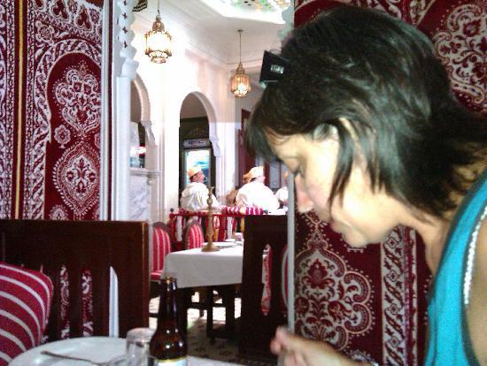 Restaurant Hamadi: Chez Hammadi