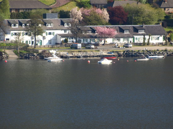 Lochearnhead, UK: truly amazing setting