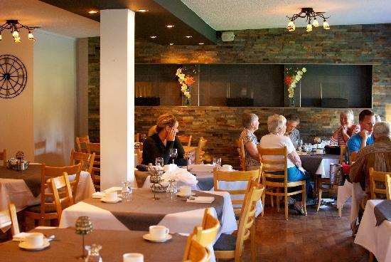 Restaurant Le Sieur de Pabos: Dining Room