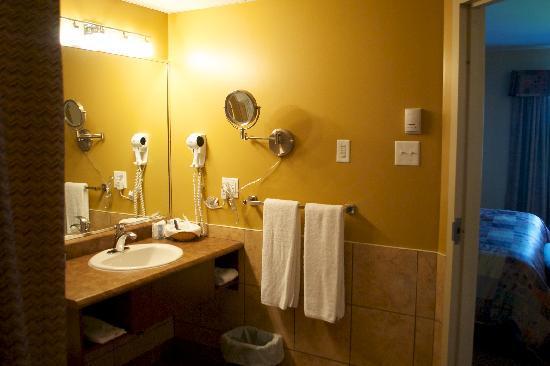 Motel Chandler : Bathroom