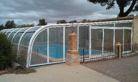 El Jardin De La Huerta: Piscine de l'hôtel