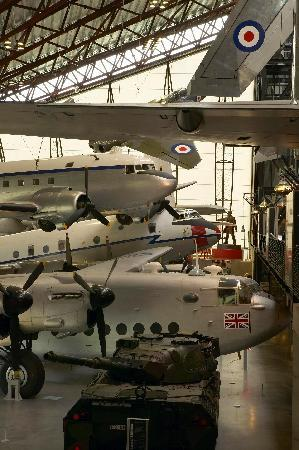Royal Air Force Museum Cosford: National Cold War Exhibition