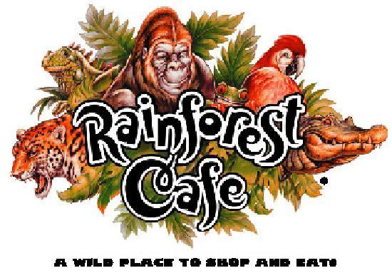 Rainforest Cafe Telephone Number