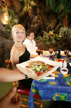 Photo of American Restaurant Rainforest Cafe at 20-24 Shaftesbury Avenue, London W1D 7EU, United Kingdom