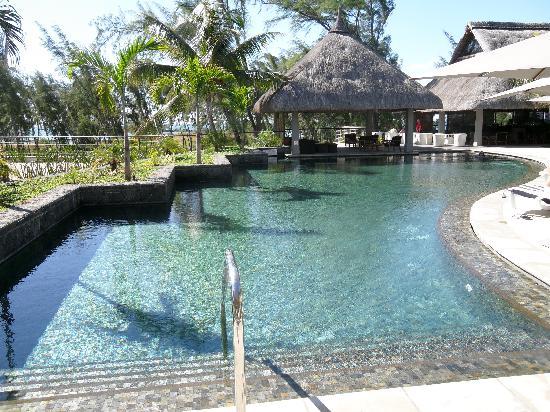 Anse La Raie: 1ère piscine