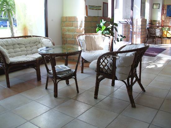 Hotel Bellavista: Hall
