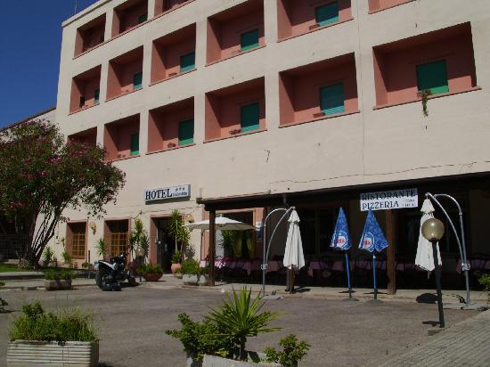 Hotel Bellavista: Veduta esterna dell'Hotel