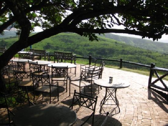 Hluhluwe Umfolozi Hilltop Camp: Hilltop