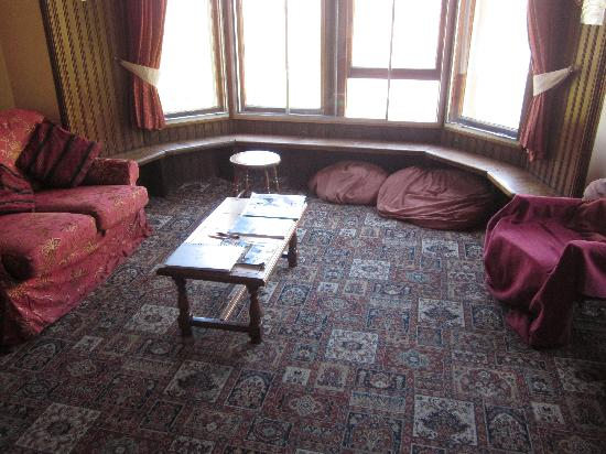 Fort William Backpackers: Lounge room