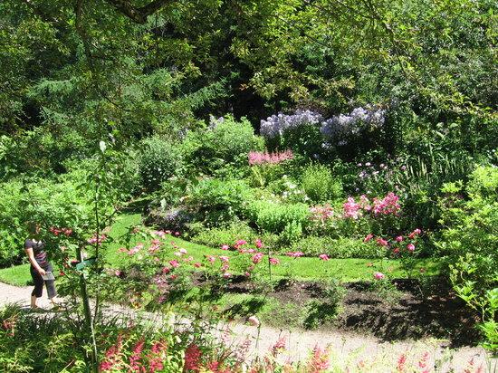 Jardins de metis reford gardens grand metis quebec for Jardin quebec
