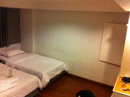 มายโฮเทล ประตูน้ำ: the beds