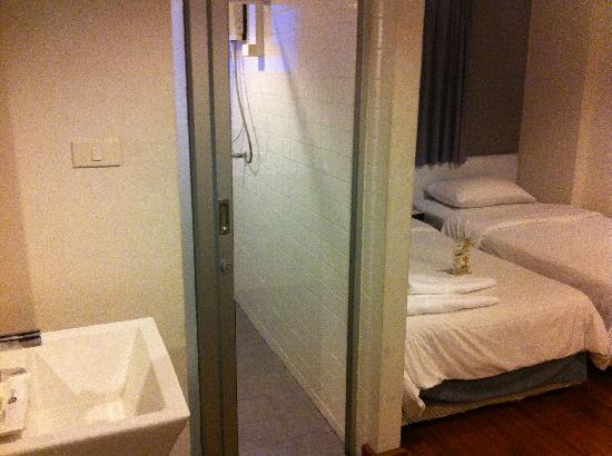 มายโฮเทล ประตูน้ำ: toilet