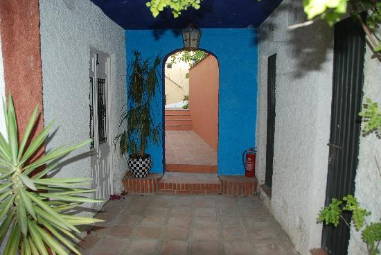 Casa de Orange: Doorkijkje met prachtige kleuren