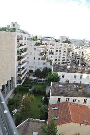 Apparthotel Mercure Paris Boulogne : Good view