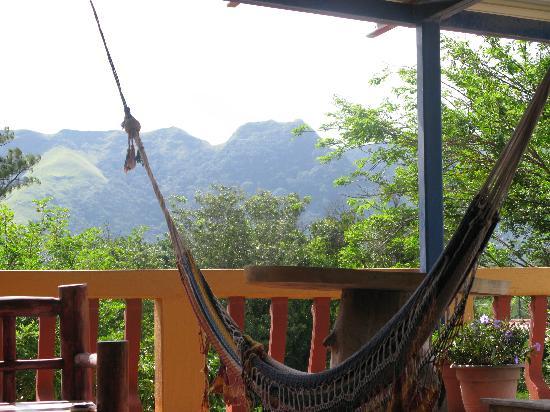 Hotel Residencial El Valle: terrace