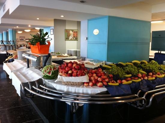 Hotel Caravelle Minicaravelle: il buffet