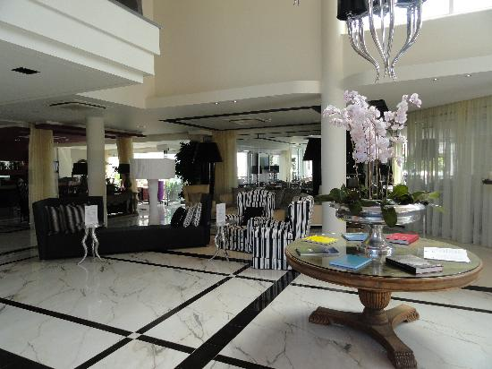 Litohoro Olympus Resort Villas & Spa: hall