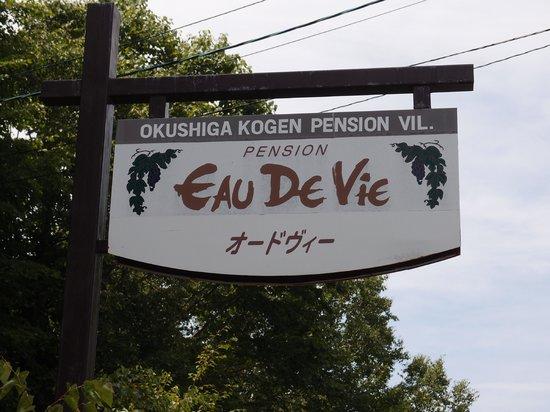 Pension Eau de vie
