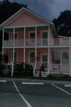 Beaulieu Guest House at Port Royal : Veduta esterna della casa