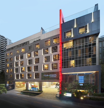 Welcome to Four Points by Sheraton Bangkok, Sukhumvit 15