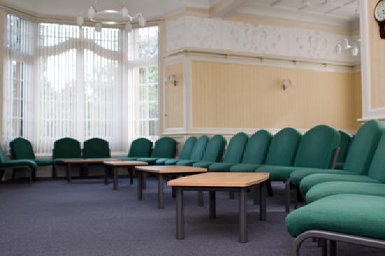 Carronvale House: The Lounge