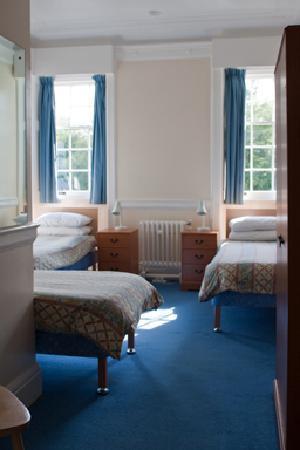Carronvale House: Ensuite bedroom