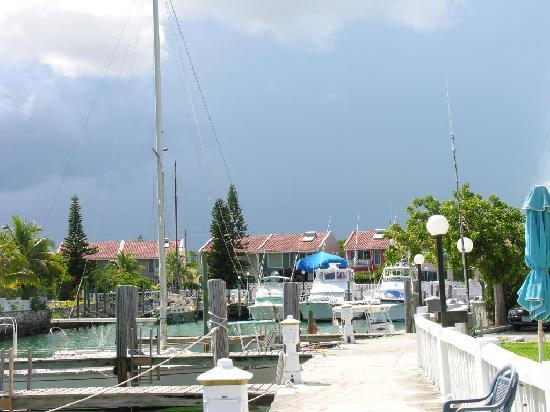 Ocean Reef Yacht Club & Resort: A view of the villas