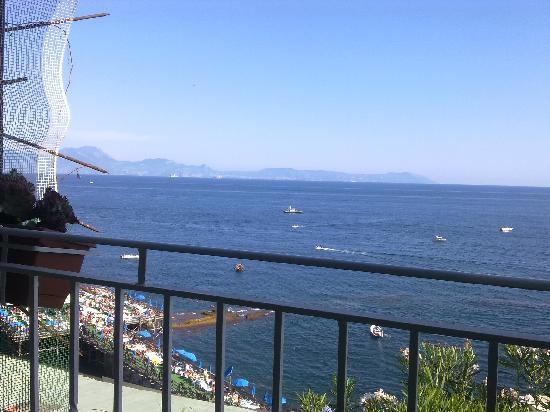 Al Faro: Ancora la splendida vista!